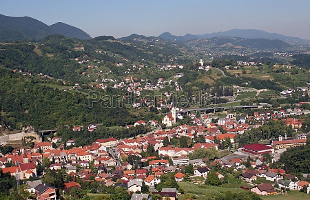 town, of, krapina, panoramic, view, , zagorje - 29577097