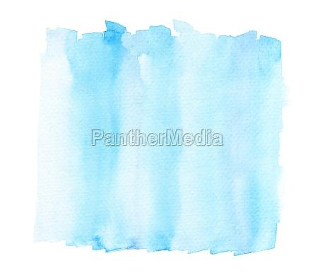 helle hellblaue aquarell linien in waschen