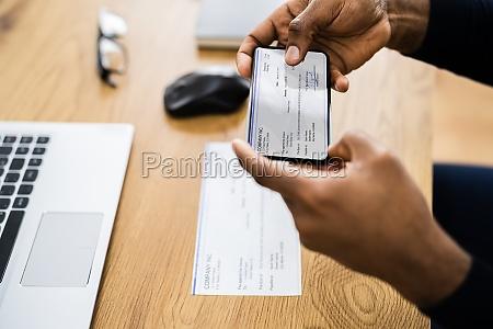 remote check deposit mit mobile remote