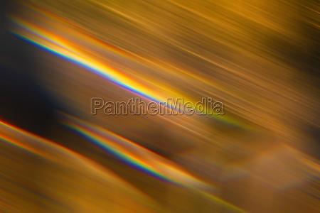abstrakte verschwommene gelbe lichter