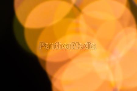 abstrakte gelbe lichter