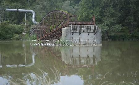 iron, bridge, in, truss, construction - 29613366