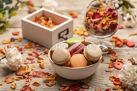 dessert stillleben