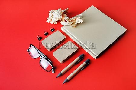 kraft briefpapier vorlage