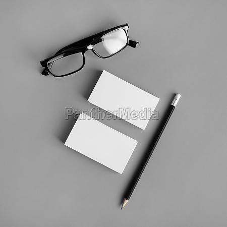leere briefpapiervorlage