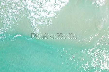 hintergrund ozean meer copyspace seychellen luftbildansicht