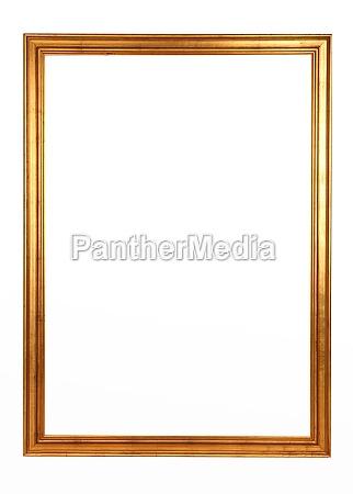 goldene bildrahmen barock stil