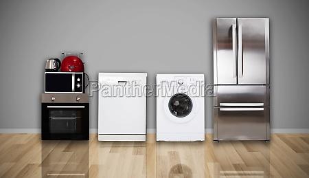 home, elektronische, geräte, auf, dem, boden - 29639669