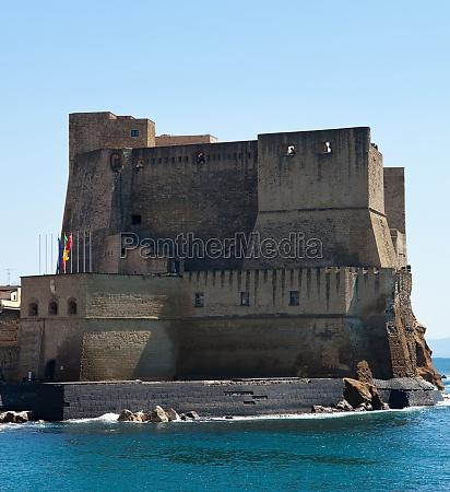castel dellovo neapel italien