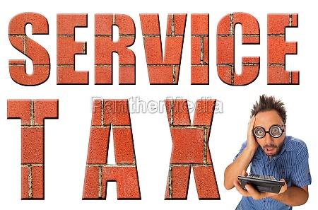 dienstleistungssteuer