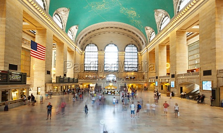 haupthalle grand central terminal new york