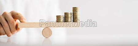 inflationspreissaldo finanzielle hebelwirkung