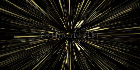 gelbe geschwindigkeit bewegung muster