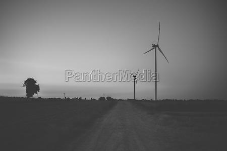 windkraftanlagen die strom erzeugen
