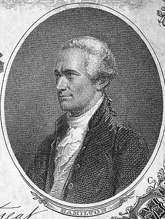 alexander hamilton ein portraet aus amerikanischem