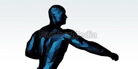 sportmedizin und fitnessanalytik als konzept