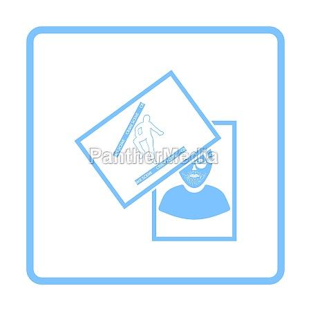 foto beweis symbol