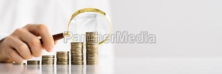analysieren und UEberwachen der budgeterhoehung