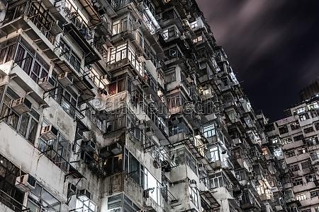 hong kong apartment hochhauswohnung quarry bay