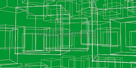 futuristische kunst abstrakt