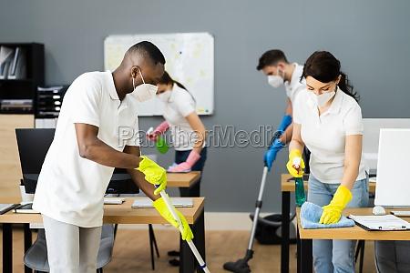 reinigungs janitor service