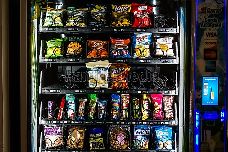 of new york usa automat
