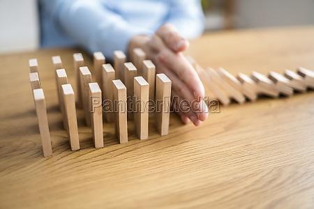 domino fall praevention und stopp