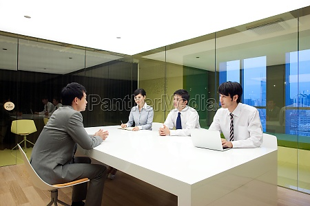 open, business, meeting, in, the, office - 29749501