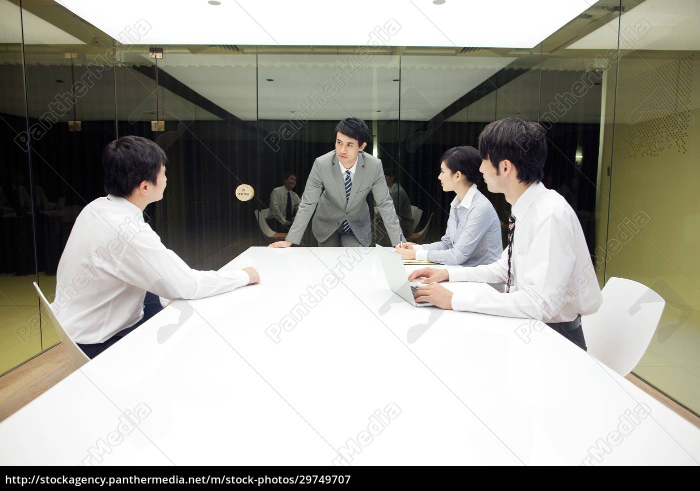 open, business, meeting, in, the, office - 29749707