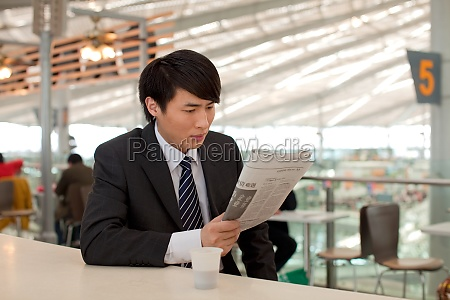 asia adult staff white collar workers