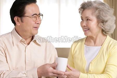 liebe senioren oriental asien asiatisch zwei