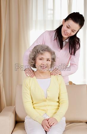 oriental longevity love daughter familie kuemmern