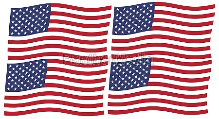 american, flag, of, united, states, of - 29766918