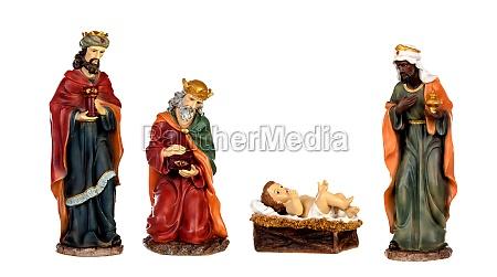 die drei weisen und das jesuskind