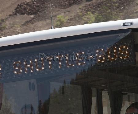 shuttlebus fuer transport und mobilitaet