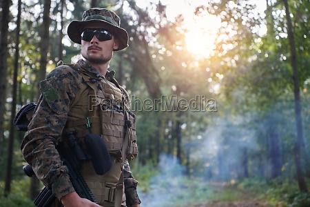 soldatenportraet