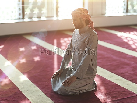 muslim, prayer, inside, the, mosque - 29810947