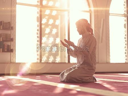 muslim, prayer, inside, the, mosque - 29810953