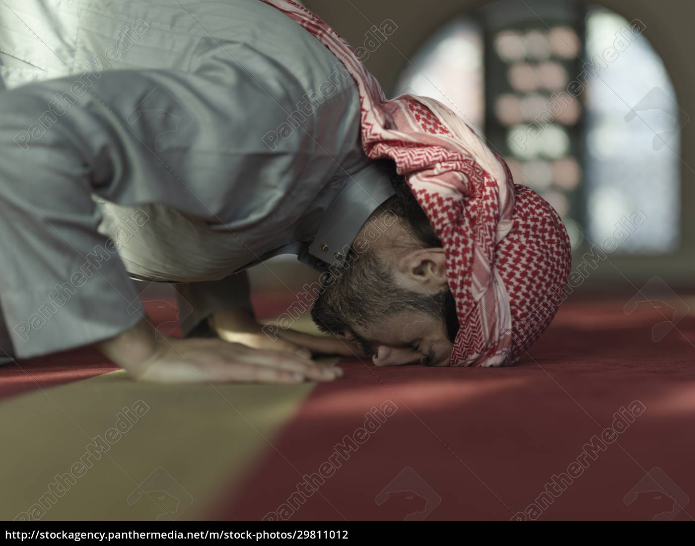 muslim, prayer, inside, the, mosque - 29811012