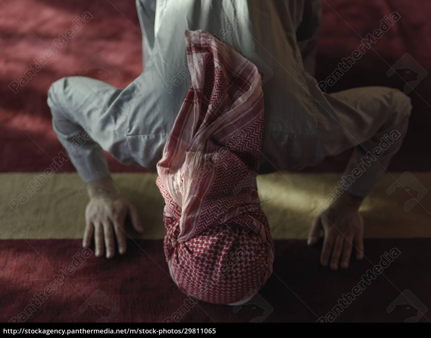 muslim, prayer, inside, the, mosque - 29811065
