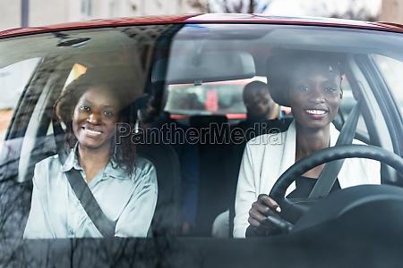 fahrgemeinschaften ride share service app