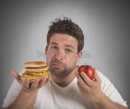 ernaehrung vs junk food