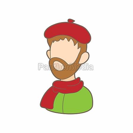artist, icon, in, cartoon, style - 29846474