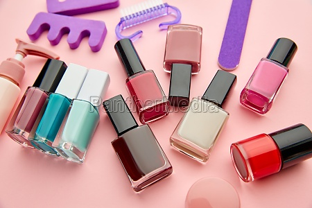 nail, care, products, , polish, on, pink - 29856936