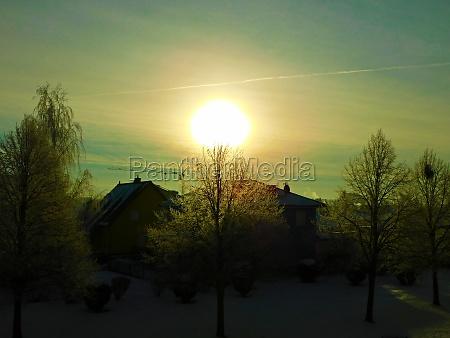 sunrise, in, winter, in, the, uckermark - 29866324