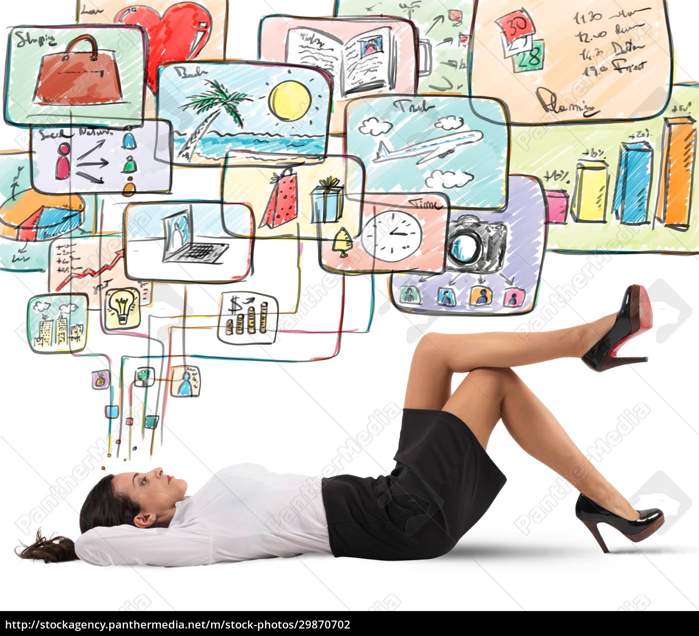 think, of, life, organization - 29870702