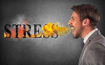 gestresstes, geschäftsleben - 29873879