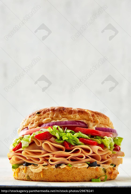 turkey, sandwich - 29878241