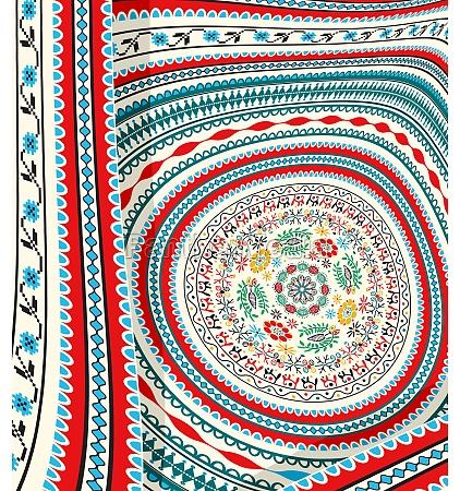 dekorativer, blumenhintergrund, 25 - 29889252