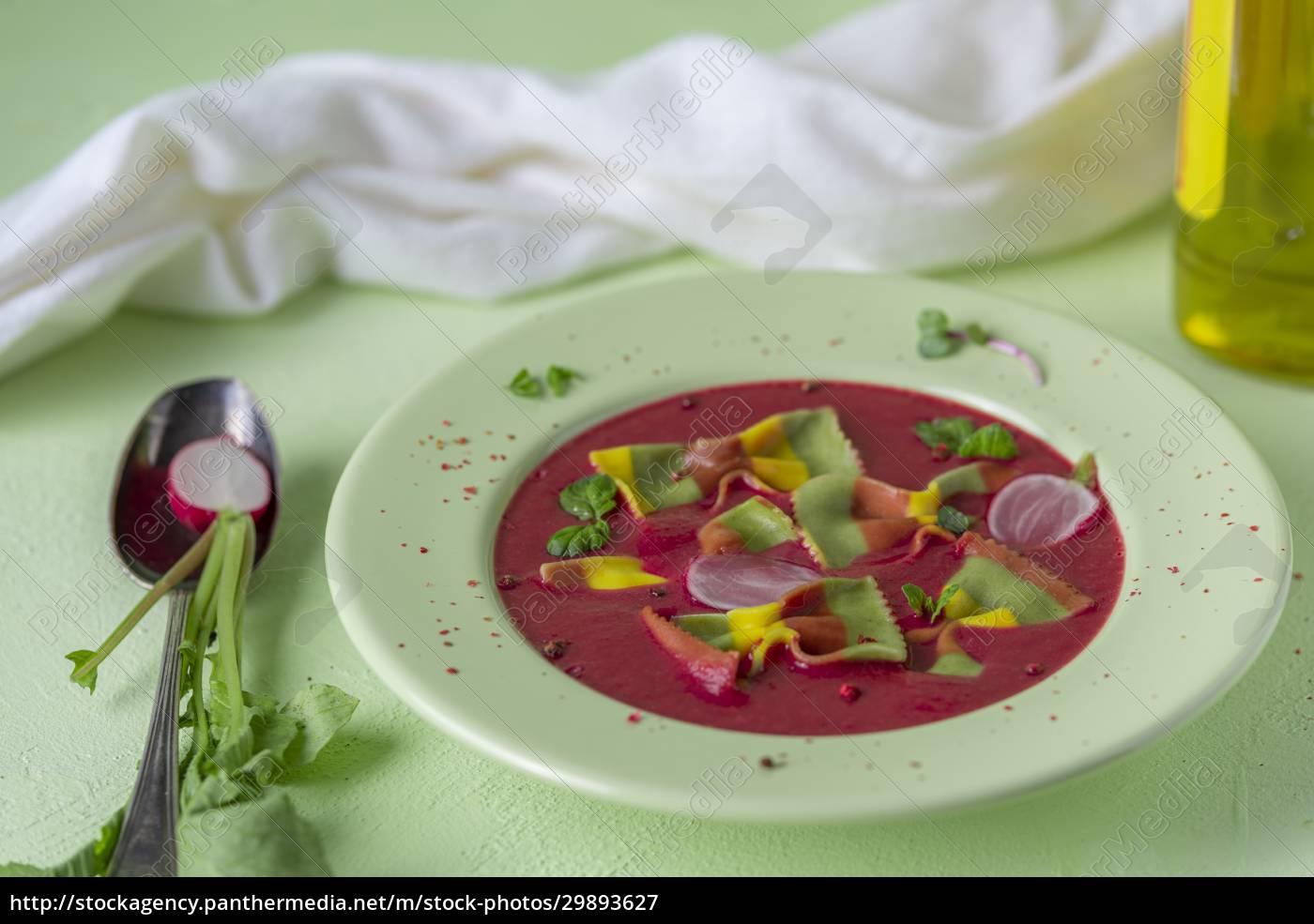 radish, soup - 29893627